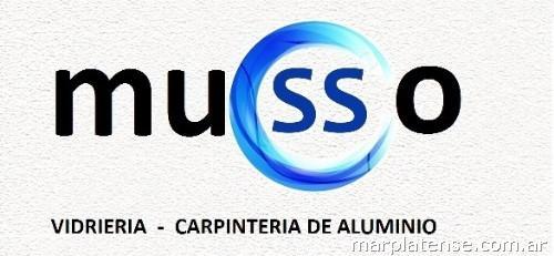 Carpinter a y vidrier a en aluminio musso en mar del plata for Carpinterias de aluminio en argentina